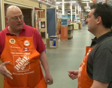 Home Depot – On the Job with Andy Andrianidis